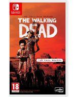 The Walking Dead: The Final Season (The Telltale Series) (Switch) (New)