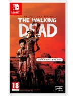 The Walking Dead: The Final Season (The Telltale Series) (Switch) (New)