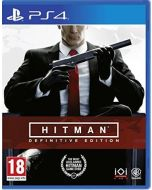 Hitman Definitive Edition (PS4) (New)