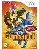 Gormiti: The Lords Of Nature! (Incl. Exclusive Gormiti Figure)  (Wii) (New)