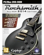 Rocksmith 2014 Edition - Includes Real Tone Cable (PC DVD) (New)