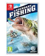 Legendary Fishing (Nintendo Switch) (New)