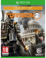 Tom Clancy's The Division 2 Gold Edition (Xbox One) (New)