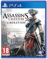 Assassin's Creed III (3) & Liberation Remastered (PS4) (New)