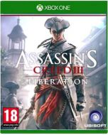 Assassin's Creed III (3) & Liberation Remastered (Xbox One) (New)