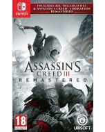 Assassin's Creed III Remastered (Nintendo Switch) (New)
