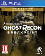 Tom Clancy's Ghost Recon Breakpoint Gold Edition (PS4) (New)