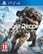 Tom Clancy's Ghost Recon Breakpoint Aurora Edition - PS4 (New)