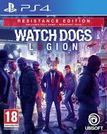 Watch Dogs Legion Resistance Edition (PS4) (New)