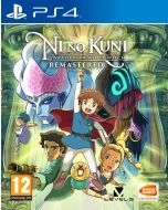 Ni No Kuni: Wrath Of The White Witch: Remastered (PS4) (New)