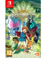 Ni No Kuni: Wrath Of The White Witch (Nintendo Switch) (New)