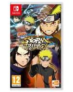 Naruto Shippuden: Ultimate Ninja Storm Trilogy (Code in Box) (Switch) (New)