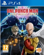 One Punch Man: A Hero Nobody Knows (PS4) (New)