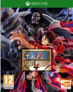 One Piece Pirate Warrriors 4 (Xbox One) (New)