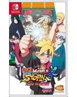 Naruto Shippuden Ultimate Ninja Storm 4: Road To Boruto NSW (Nintendo Switch) (New)