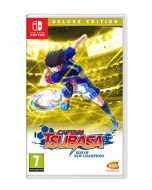 Captain Tsubasa: Rise of New Champions Deluxe (Switch) (New)