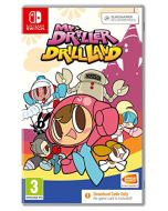 Mr. DRILLER DrillLand (Nintendo Switch) (Code In A Box) (New)