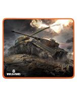 Konix World of Tanks MP-10 Large Gaming Mousepad Mat with Rubber Texture Grip - Multicoloured (New)
