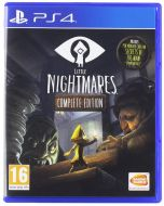 Little Nightmares - Complete Edition PS4 (PS4) (New)