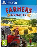 Farmer's Dynasty (PS4) (New)