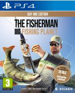 The Fisherman: Fishing Planet (PS4) (New)