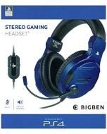 Official Playstation Gaming Headset V3 Blue (PS4) (New)