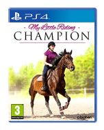 My Little Riding Champion (PS4) (New)