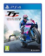 TT Isle of Man - Ride on the Edge 2 (PS4) (New)