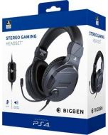 Titan V3 Black Gaming Headset for PS4 (New)
