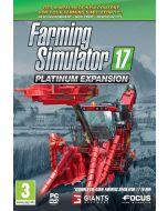 Farming Simulator 17 Platinum Expansion (PC) (New)