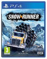 SnowRunner - PS4 (PS4) (New)