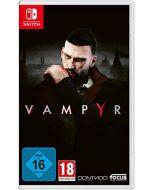 Vampyr (Switch) (Nintendo Switch) (New)