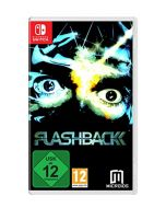 Flashback 25th Anniversary (Switch) (New)
