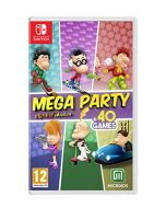 MEGA PARTY - a Tootuff adventure (Nintendo Switch) (New)