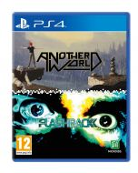 Another World & Flashback Double Pack (PS4) (New)