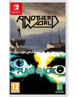 Another World & Flashback Double Pack (Nintendo Switch) (New)
