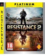 Resistance 2 (PLATINUM) (PS3) (New)
