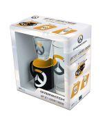 "Overwatch - Glass Pack 29cl + Shooter + Mini Mug ""Logo"" (New)"