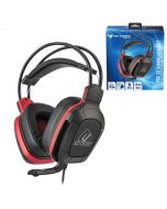 Subsonic Pro Gaming 50 (Red) (PS4 / Xbox One / PC / Switch) (New)