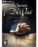 The Secrets of Da Vinci: The Forbidden Manuscript (PC CD) (New)