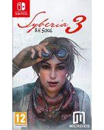 Syberia 3 (Nintendo Switch) (New)