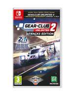 Gear Club Unlimited 2: Tracks Edition (Nintendo Switch) (New)