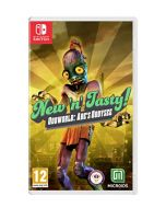 New 'N' Tasty! Oddworld: Abe's Oddysee - Standard Edition (Nintendo Switch) (New)