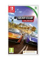 Gear Club Unlimited (Nintendo Switch) (New)