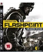 Operation Flashpoint 2: Dragon Rising (BBFC) (PS3) (New)