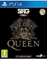 Let's Sing: Queen (PS4) (New)