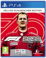 F1 2020 (Deluxe Schumacher Edition) (PS4) (New)