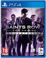 Saints Row The Third: Remastered (PS4) (New)