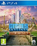 Cities Skylines: Parklife Edition (PS4) (New)
