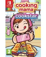 Cooking Mama: Cookstar (Nintendo Switch) (New)